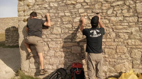 Todo se puede escalar (Foto: Khalid)